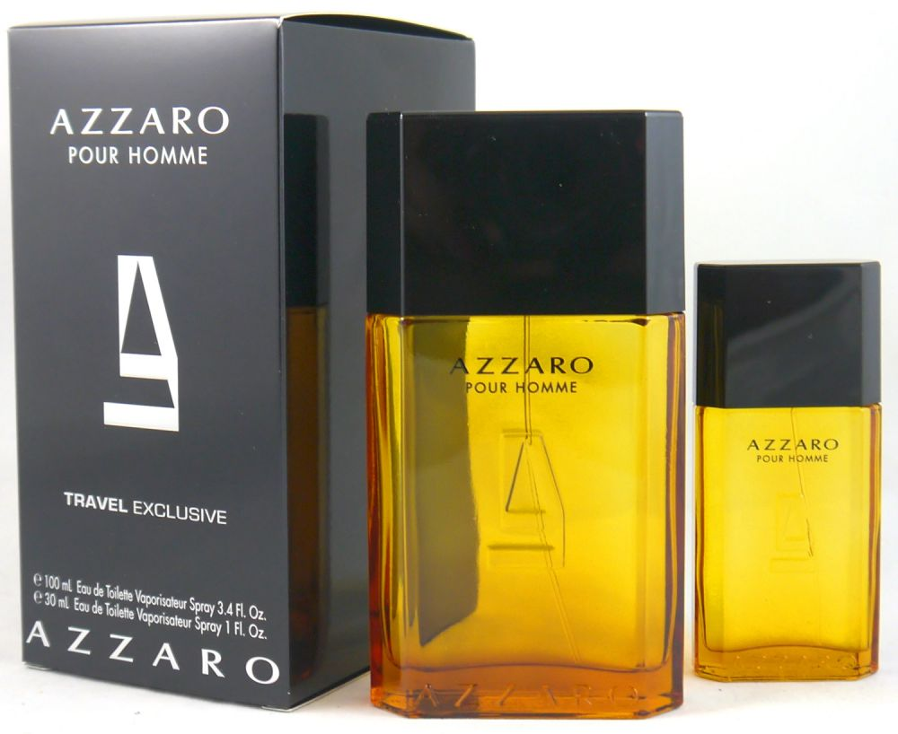 Azzaro Pour Homme 33 Edt Spray Men Cologne 10 Oz Edt Travel Gift