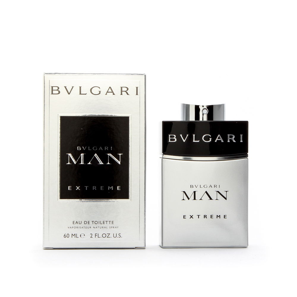ada68c0a0e8 BVLGARI MAN EXTREME by Bvlgari 2.0 oz EDT Spray Men s Cologne 60 ml ...