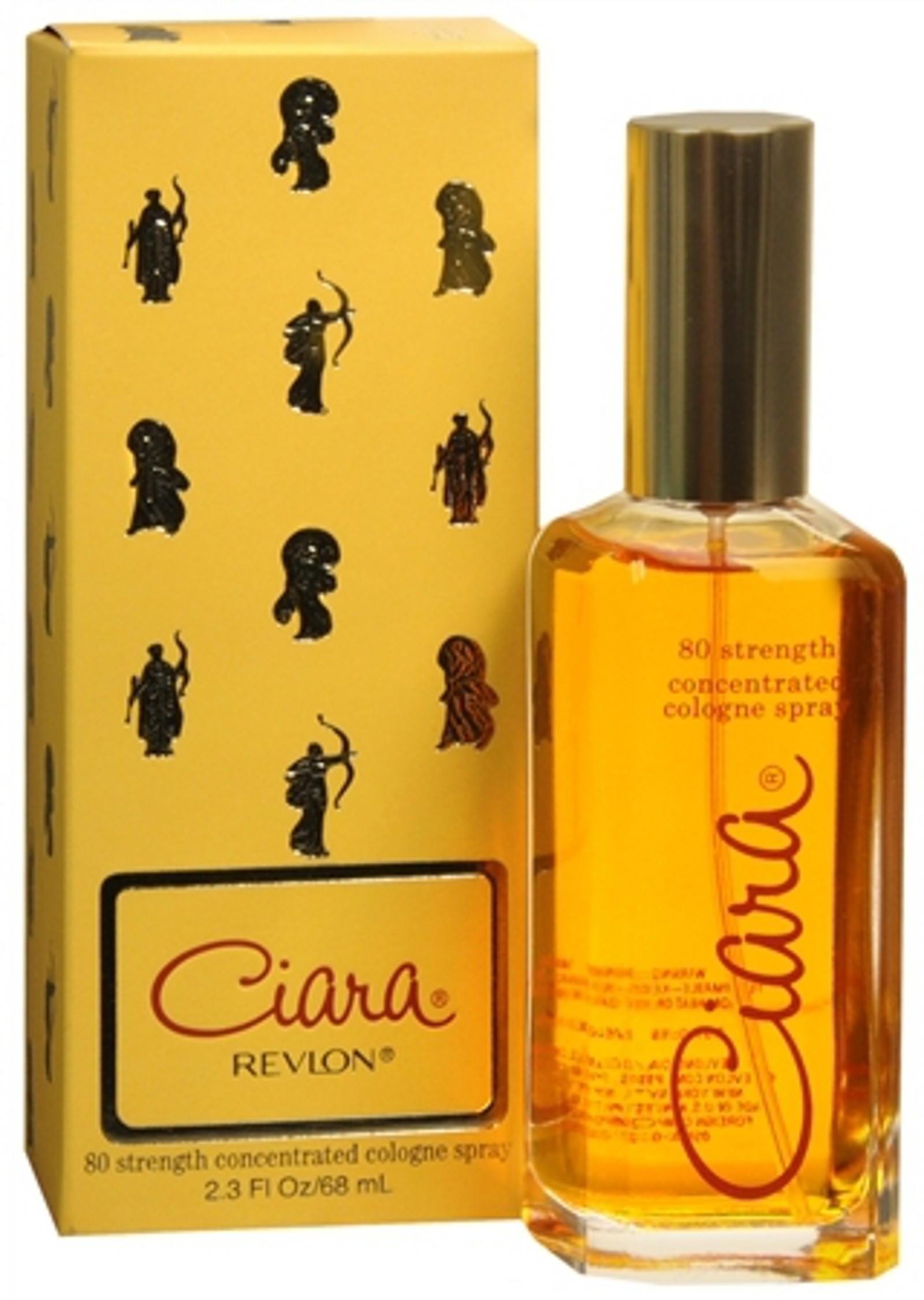 5f706e1217 CIARA by Revlon 2.3 oz EDC Eau de Cologne spray womens perfume 80 str NIB
