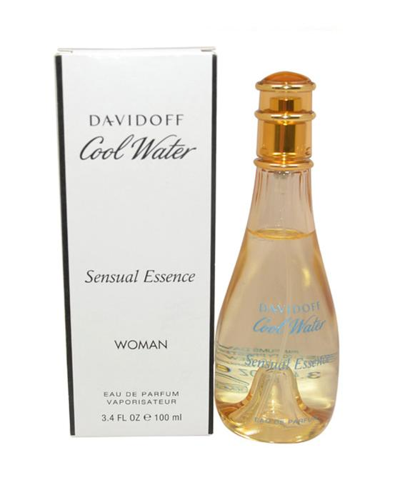 Cool Water Sensual Essence Davidoff 34 Oz Edp Spray Womens Perfume