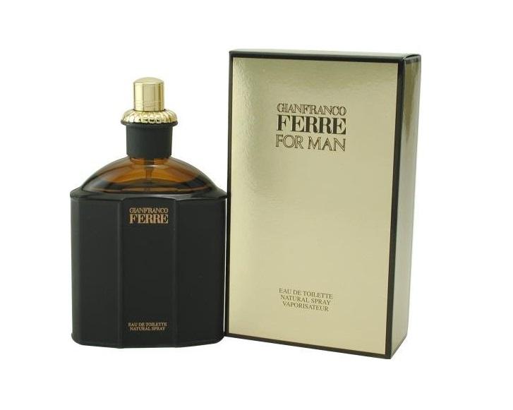 0cda398224 FERRE for MAN Gianfranco Ferre 1.0 oz EDT Spray Mens Cologne 30 ml New NIB