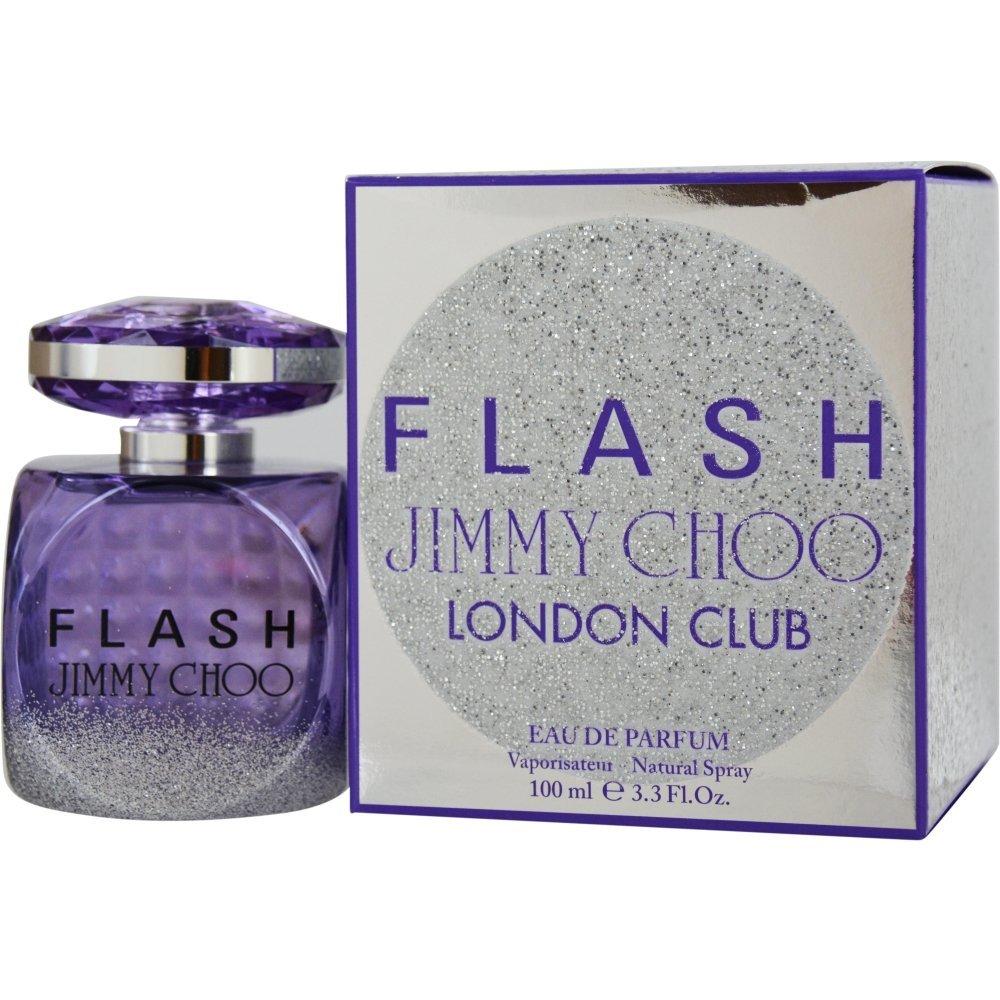 148ef0a7761 Details about JIMMY CHOO FLASH London CLub 3.3 oz EDP Women s Spray Perfume  NEW 100 ml NIB