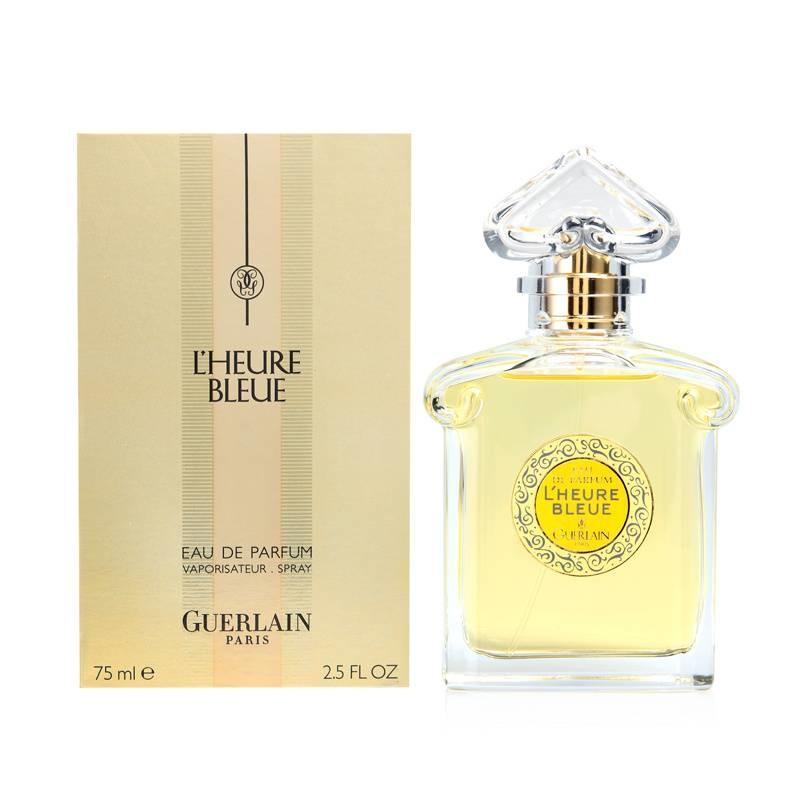 de1fbf8556 L HEURE BLEUE Guerlain 2.5 oz EDP eau de parfum spray Womens Perfume 75 ml  NIB