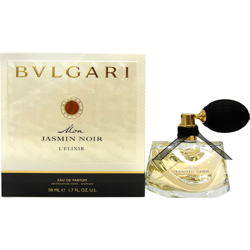 802cf21f0de5 Details about MON JASMIN NOIR L ELIXIR Bvlgari 1.7 oz EDP Womens Spray  Perfume 50 ml New NIB