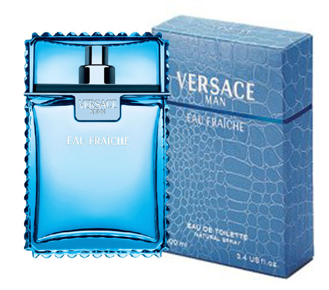 f51d03c5 Details about VERSACE MAN Eau Fraiche 3.4 oz EDT eau de toilette Men Spray  Cologne 3.3 New NIB