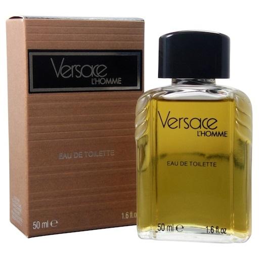 fbabb586130b VERSACE L HOMME 1.6 oz EDT Spray Men sCologne 50 ml 1.7  rare  NIB ...