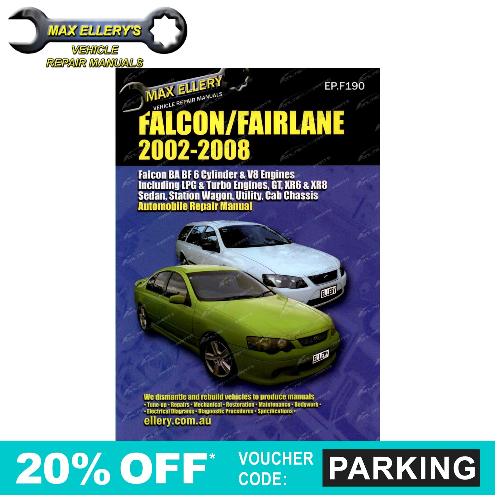 Rover super ute service manual array workshop repair manual ford falcon 2002 08 ba bf xr6 xr8 fairmont rh ebay fandeluxe Image collections