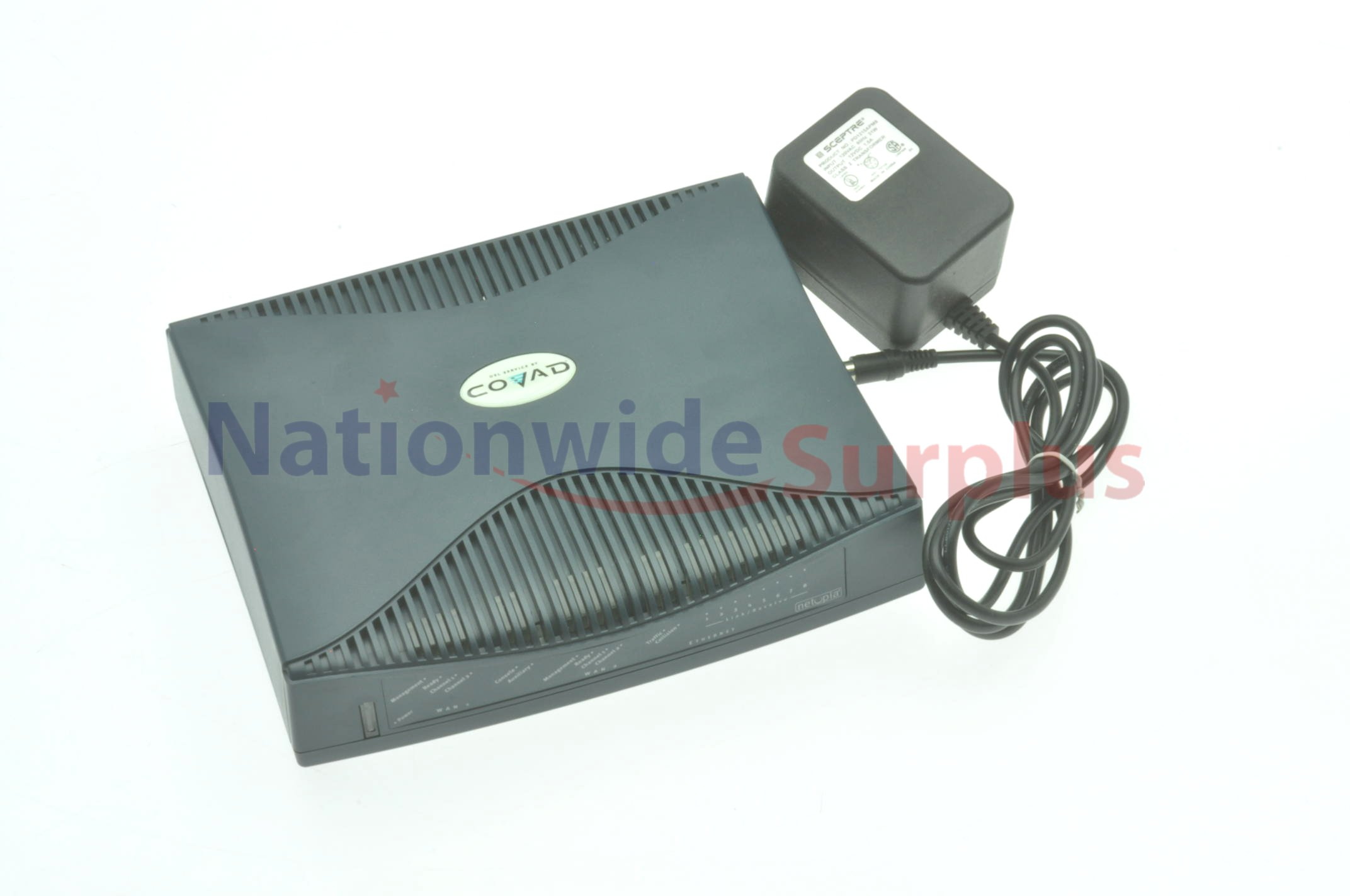 Covad Netopia R3100-T Modem Router w/ AC Adapter | eBay