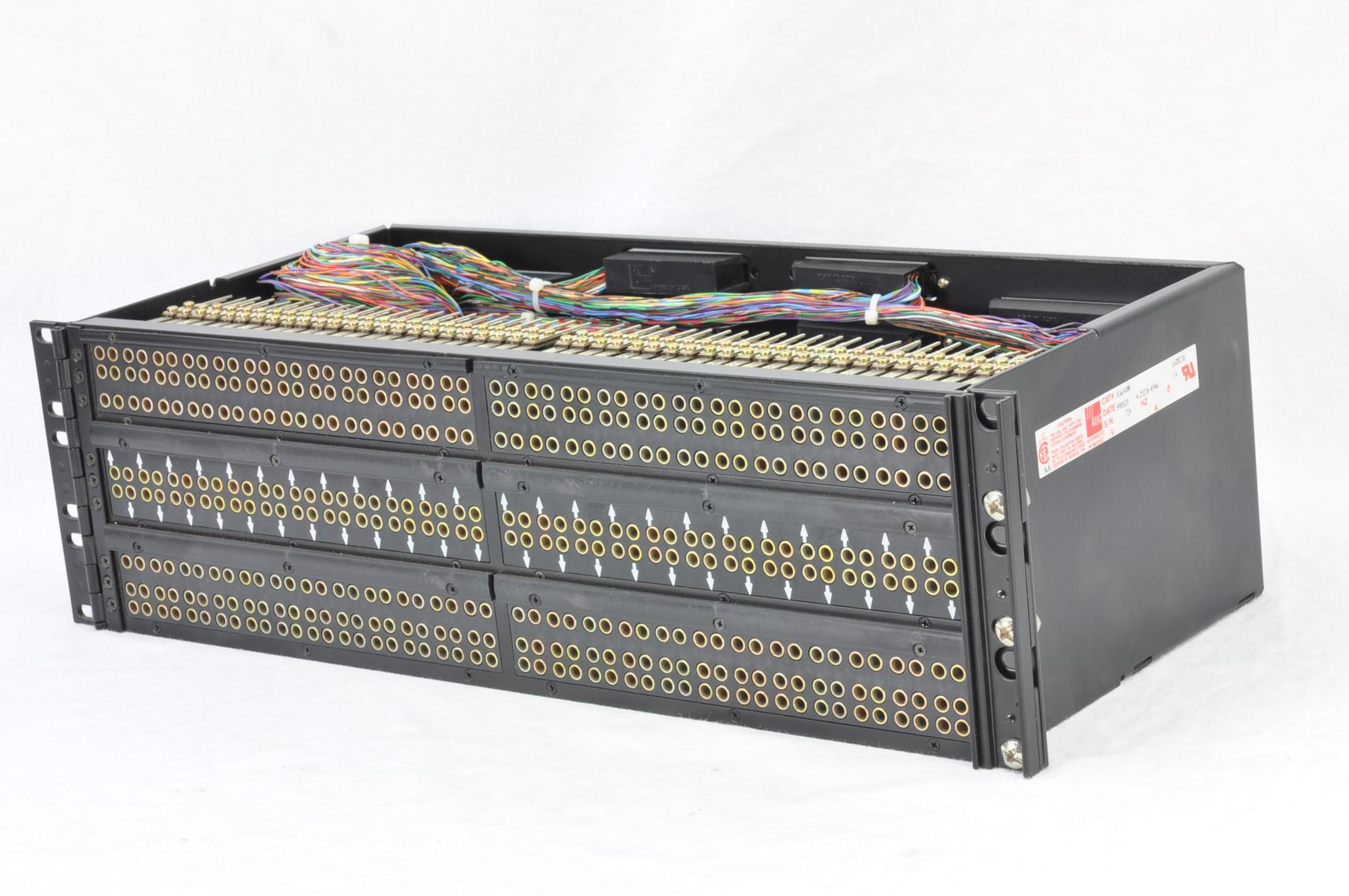 telephone jack rj11 jack wiring diagram adc jc6/48m 6-wire 48-circuit bantam connectorized ... #5