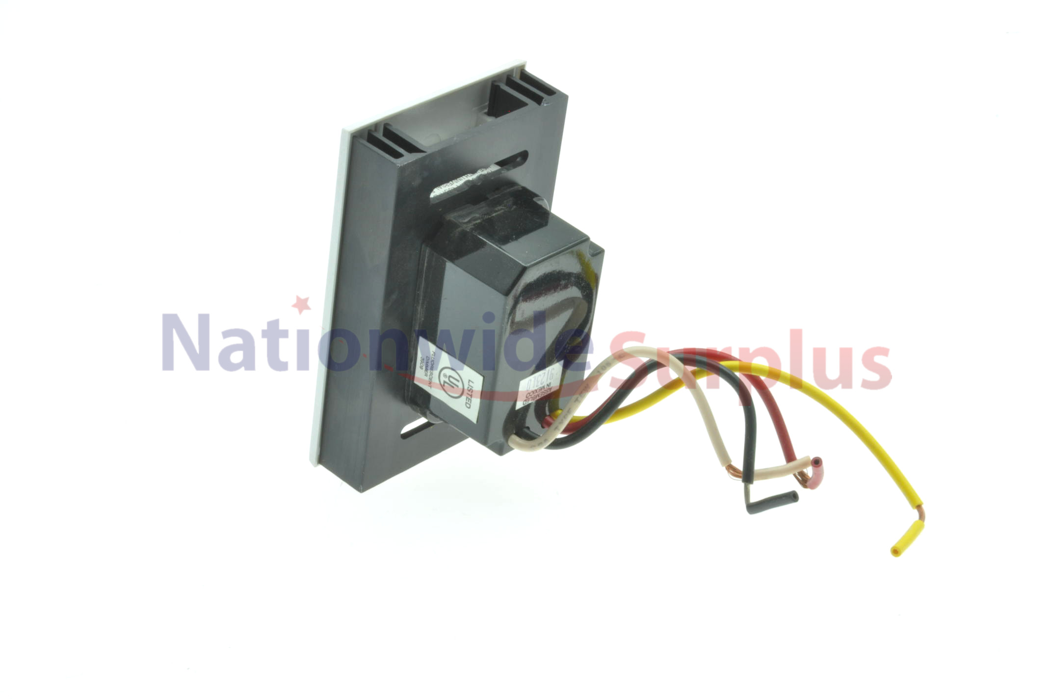 leviton white fluorescent rotary light dimmer switch 2 12. Black Bedroom Furniture Sets. Home Design Ideas