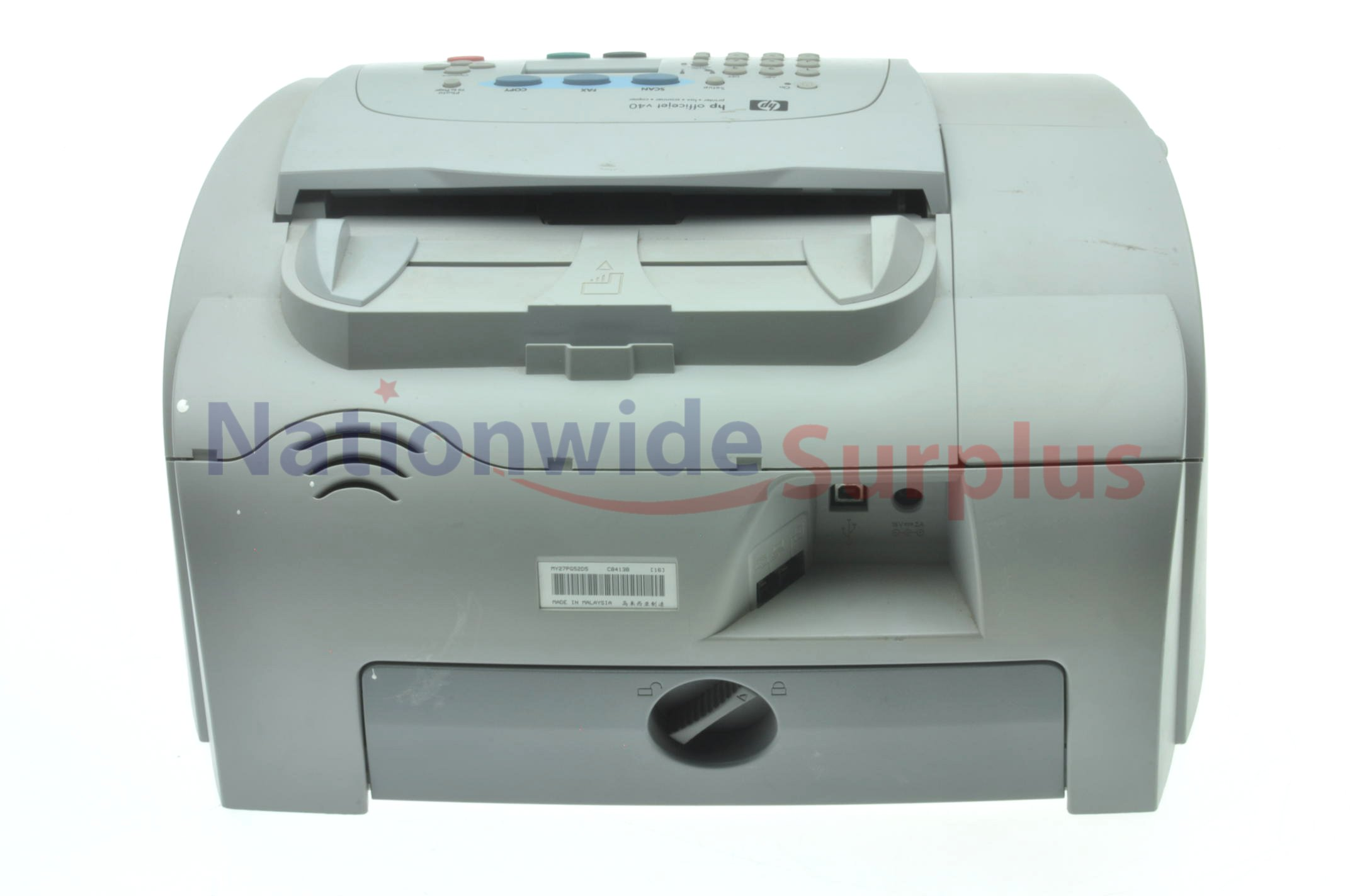 HP Officejet V40 All in One Printer Copy Scan | eBay