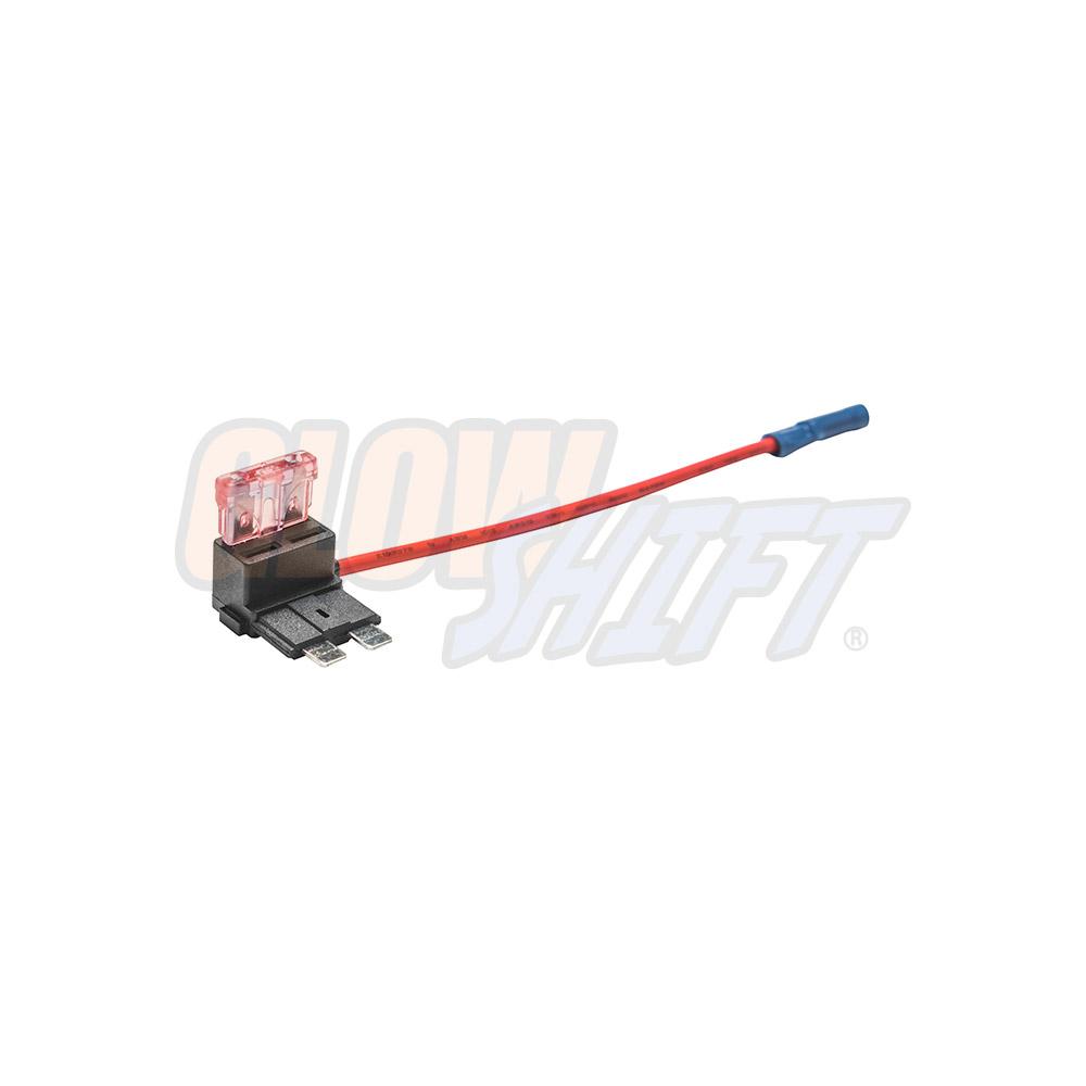 new  glowshift expandable circuit w 4 amp standard ato