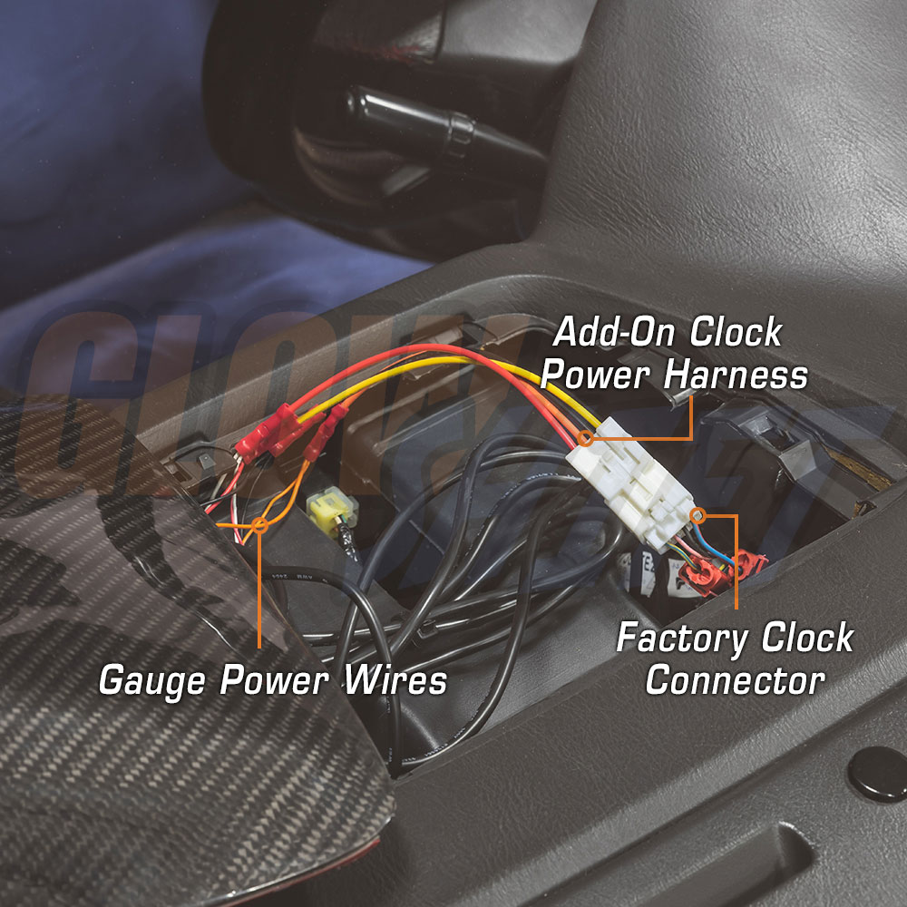 Cool Glowshift Add On Clock Gauge Power Wire Harness For 2002 2005 Subaru Wiring Digital Resources Spoatbouhousnl