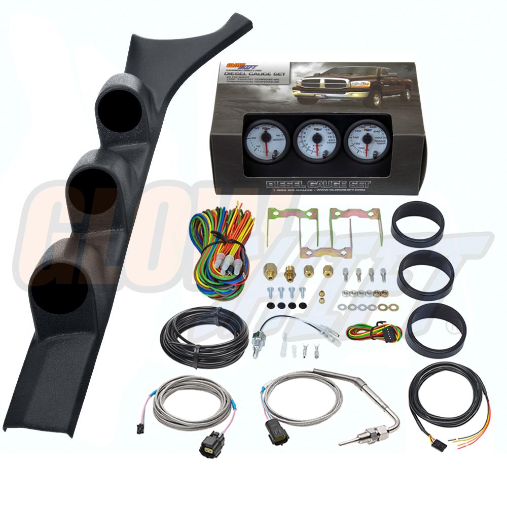 4 New Shock FULL Set OE Repl Ltd Lifetime Warranty  #40186 4WD Models Only