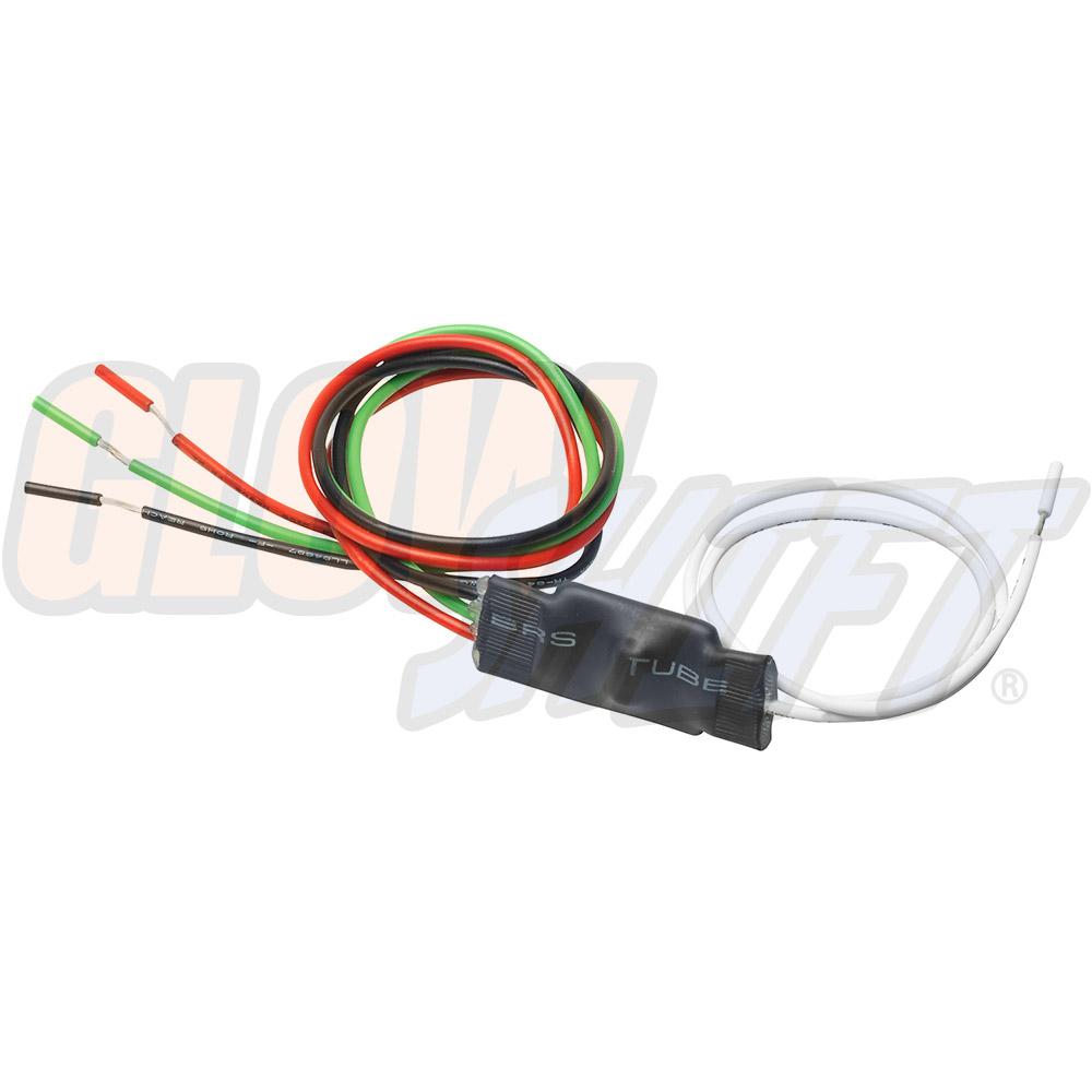 Glowshift Gauges Hei Tachometer Tach Signal Filter For High Energy Wiring