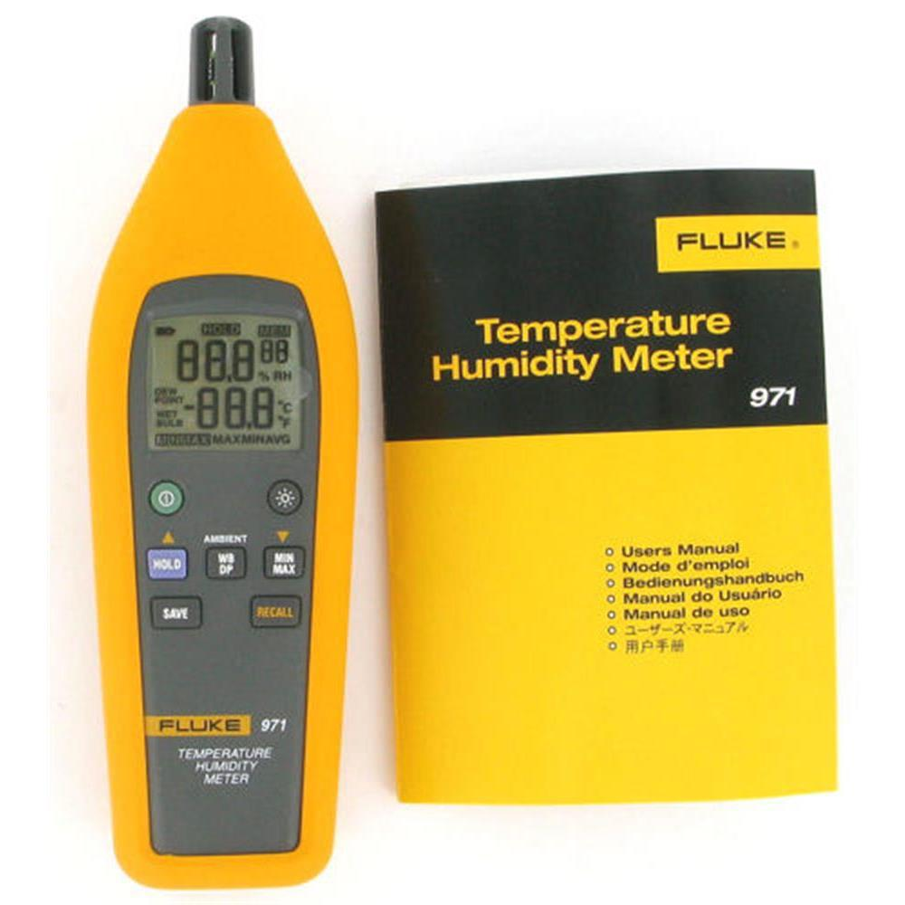 Fluke Humidity Probe : Fluke temperature humidity meter ebay