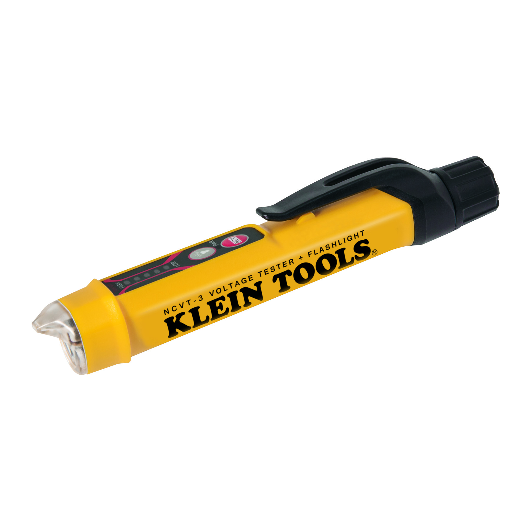 Klein Tools NCVT-3 Non-Contact Voltage Tester with Flashlight 92644690082 | eBay