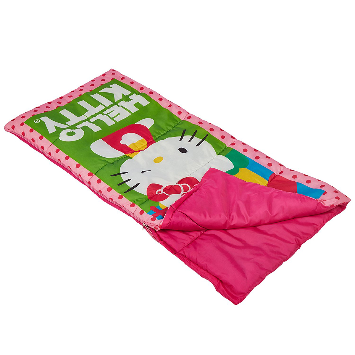 Disney Kids Camping Sleeping Bags Warm Weather Princess