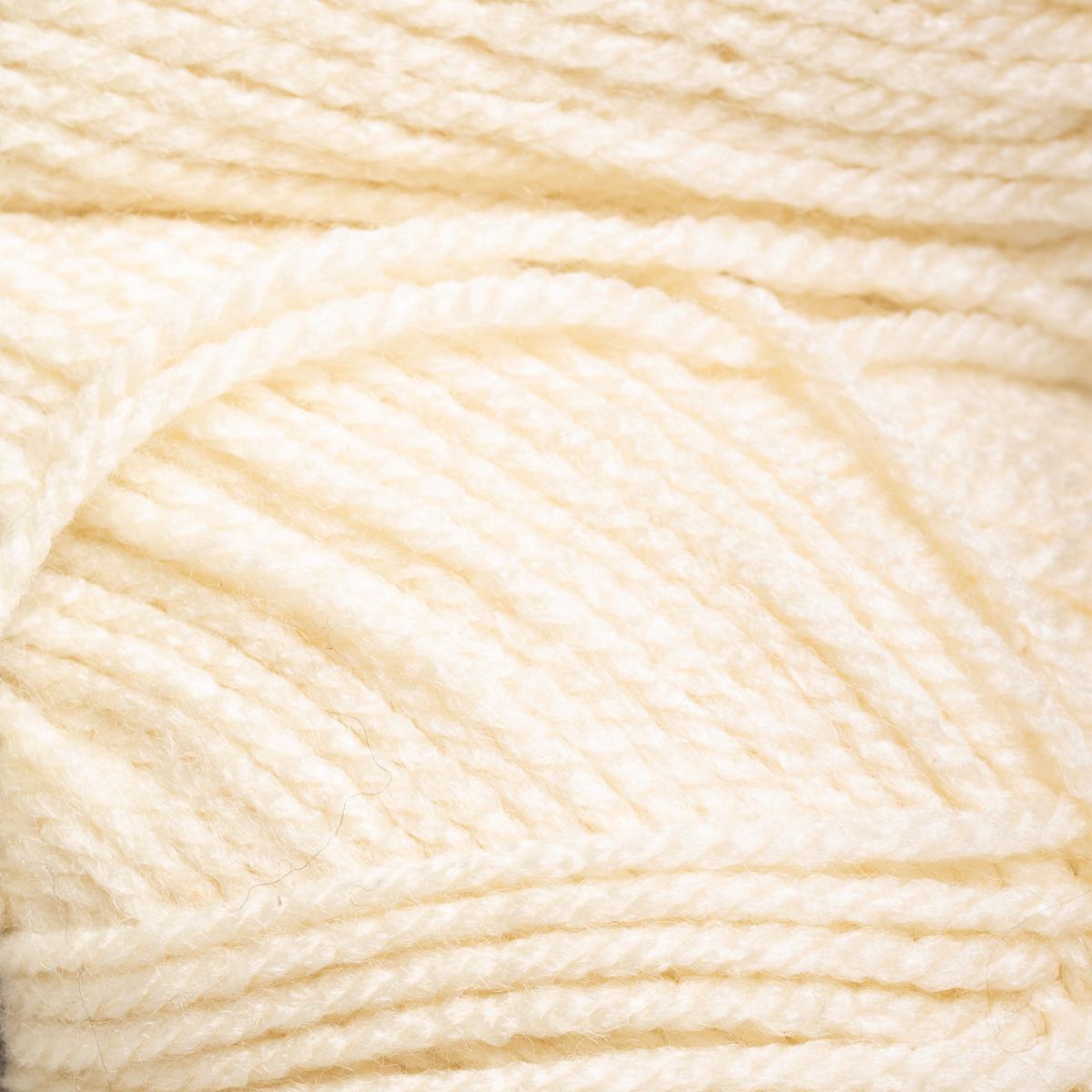 4-Dream-Weaver-Solid-S-Twist-100-Acrylic-Yarn-Skeins-Light-3-Knit-Crochet-Soft thumbnail 10