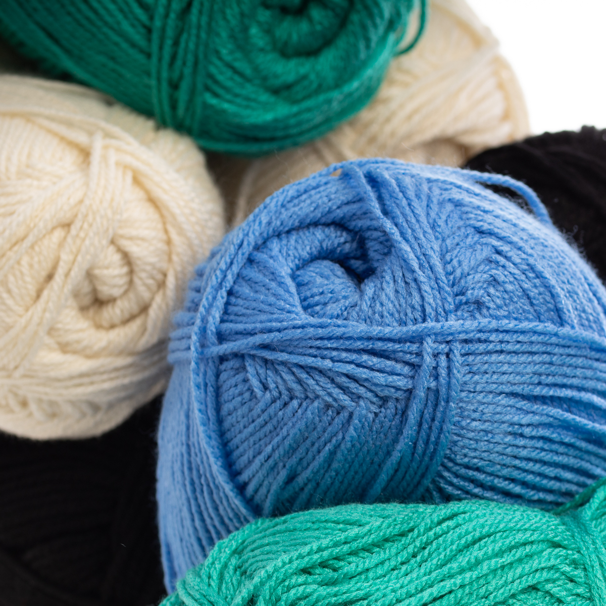 4-Dream-Weaver-Solid-S-Twist-100-Acrylic-Yarn-Skeins-Light-3-Knit-Crochet-Soft thumbnail 17