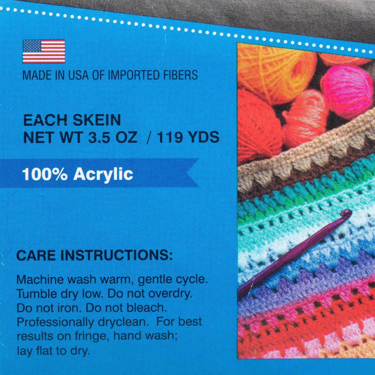 4pk-Dream-Weaver-Variegated-Thick-amp-Thin-Acrylic-Yarn-Light-3-Soft-For-Knitting thumbnail 10