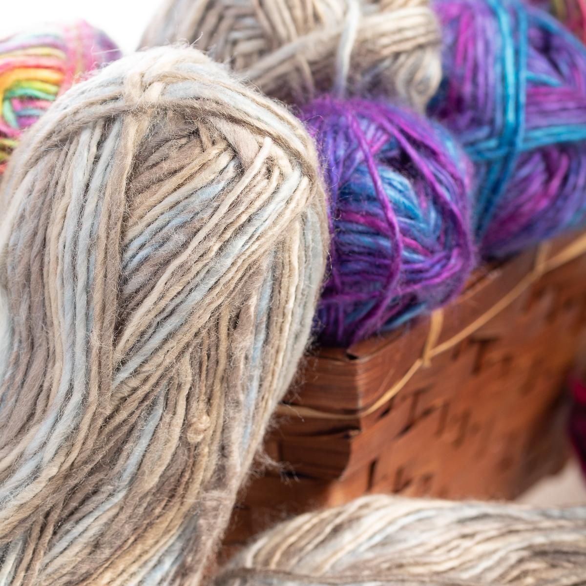 4pk-Dream-Weaver-Variegated-Thick-amp-Thin-Acrylic-Yarn-Light-3-Soft-For-Knitting thumbnail 12