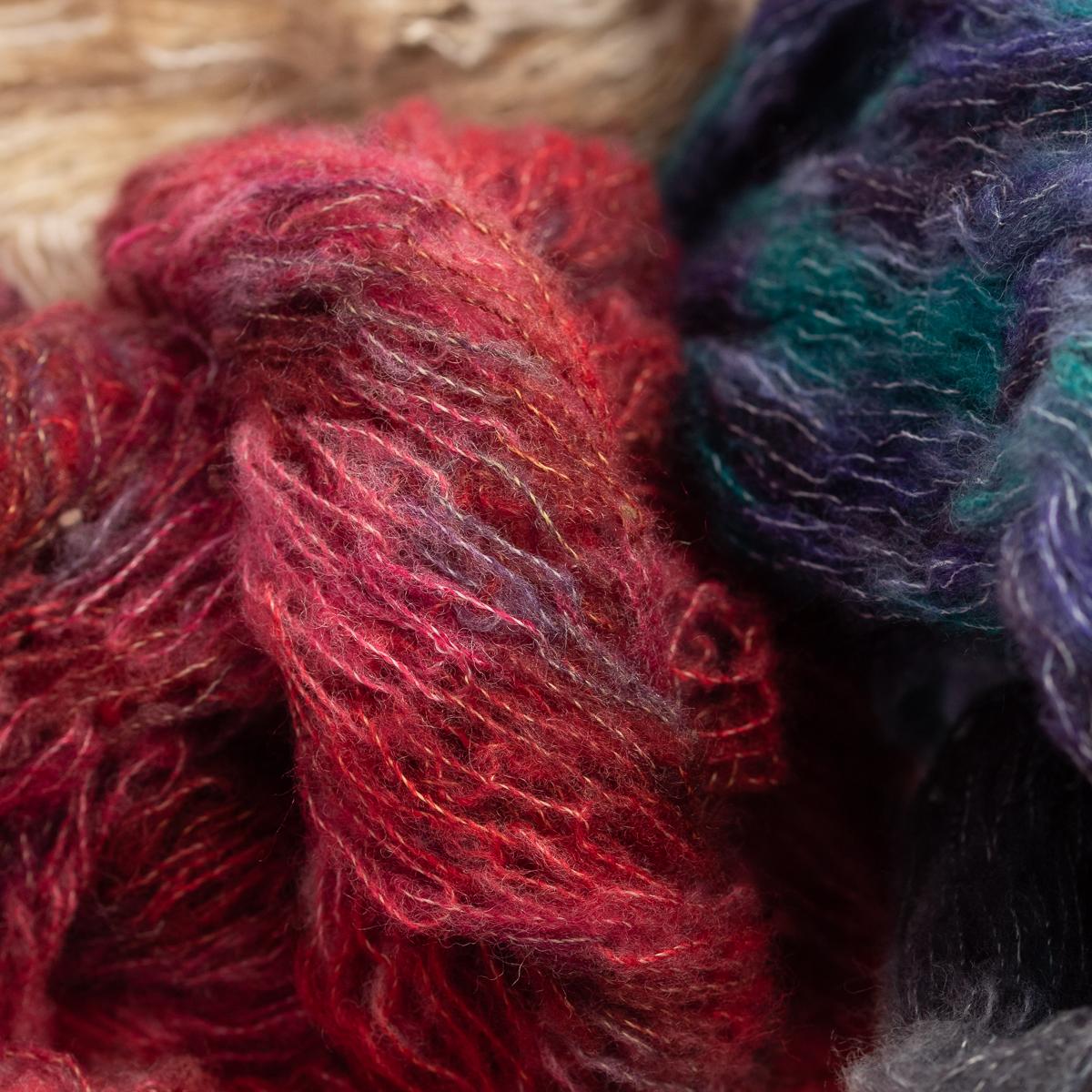 thumbnail 26 - 3pk-Lion-Brand-Imagine-Acrylic-Blend-Yarn-Super-Bulky-6-Knitting-Crochet-Soft