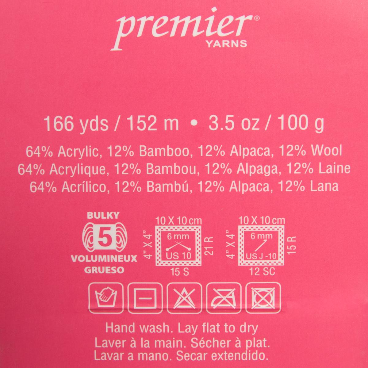 3pk-Premier-Yarn-Isaac-Mizrahi-NY-Skyscraper-Acrylic-Blend-Yarn-5-Bulky-Skeins thumbnail 12
