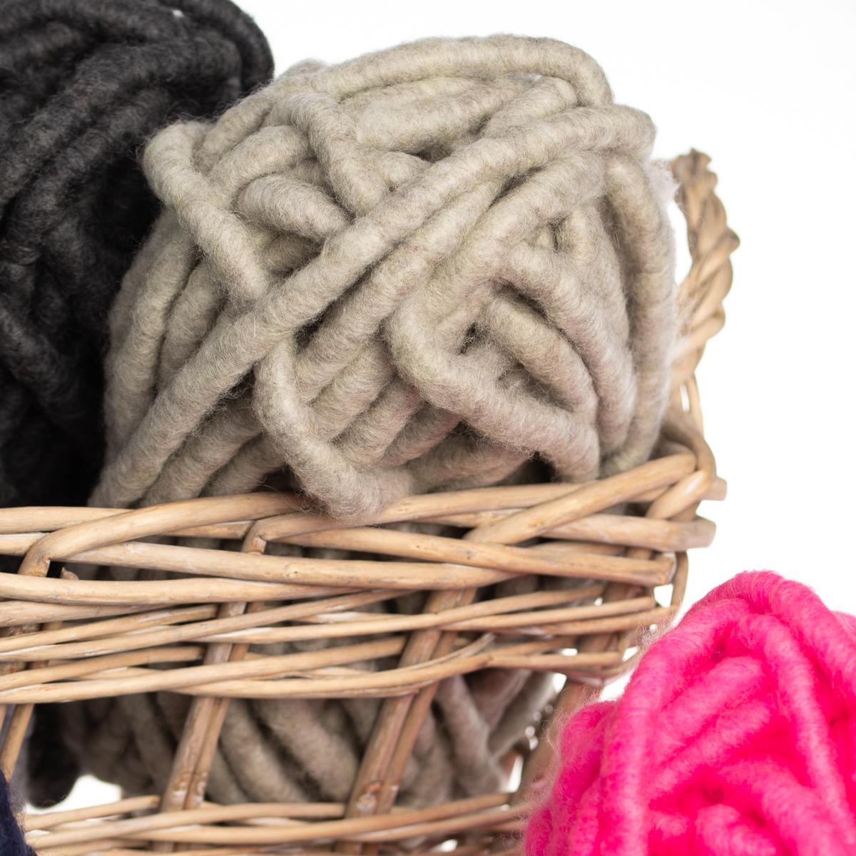 3pk-Lion-Brand-Wow-Acrylic-amp-Wool-yarn-Jumbo-7-Knitting-Crocheting-Skeins-Soft thumbnail 20
