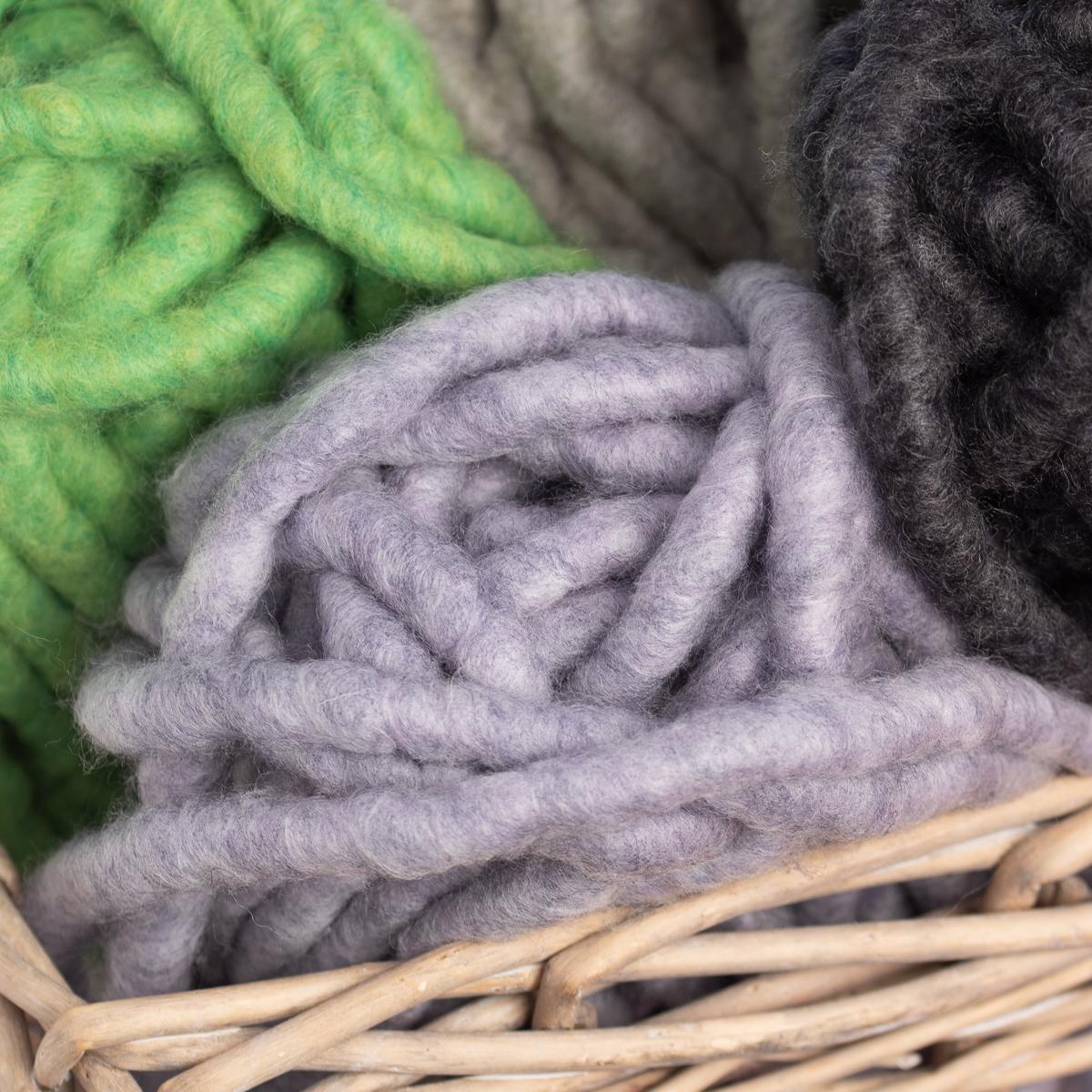 3pk-Lion-Brand-Wow-Acrylic-amp-Wool-yarn-Jumbo-7-Knitting-Crocheting-Skeins-Soft thumbnail 24
