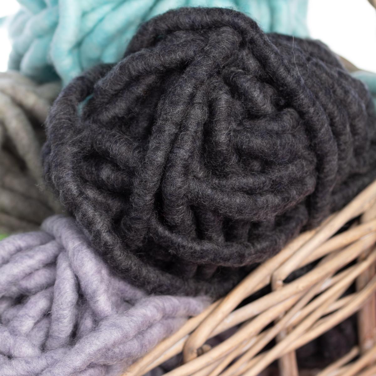3pk-Lion-Brand-Wow-Acrylic-amp-Wool-yarn-Jumbo-7-Knitting-Crocheting-Skeins-Soft thumbnail 36