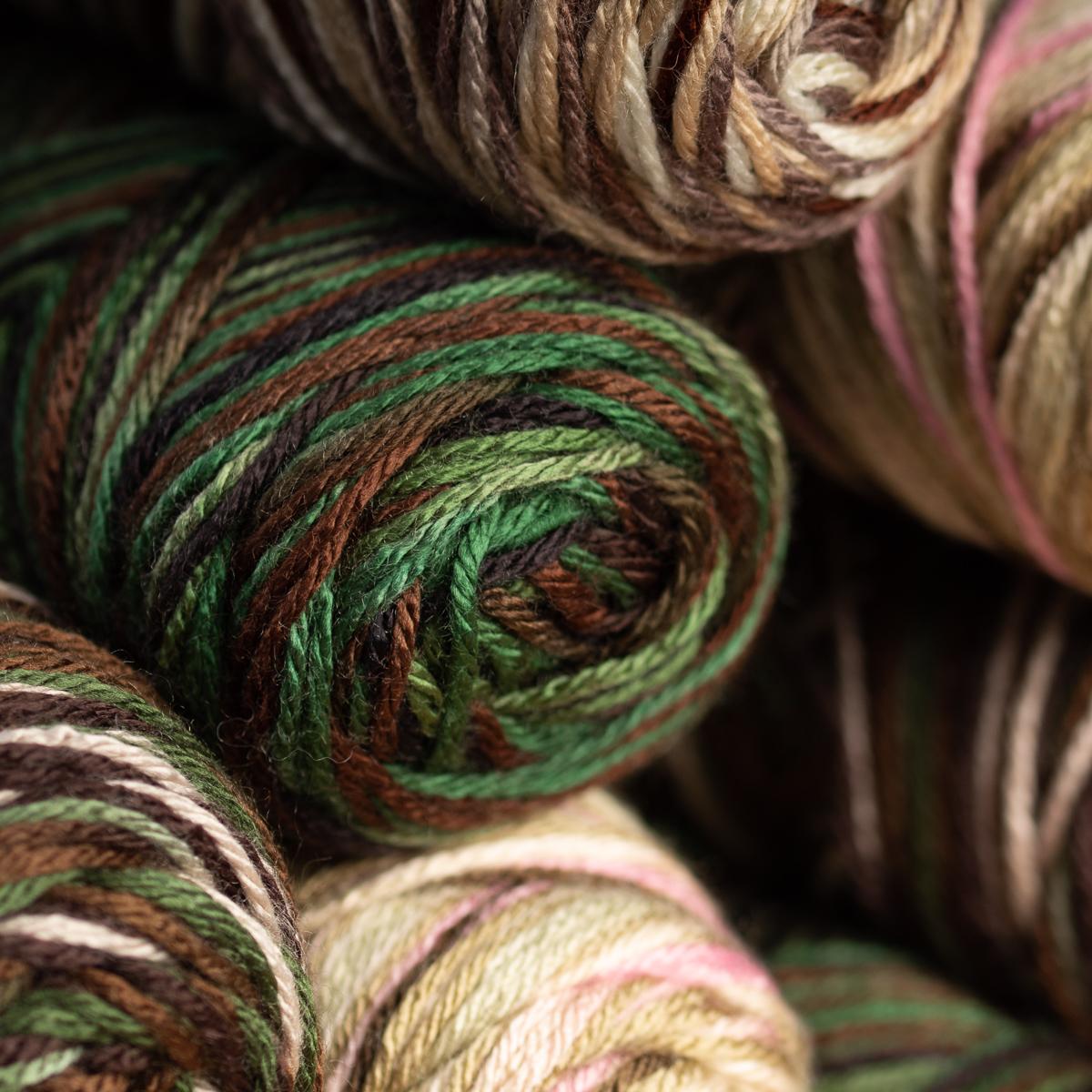 3pk-Caron-Simply-Soft-Camo-100-Acrylic-Yarn-Medium-4-Knit-Crochet-Skeins-Soft thumbnail 16