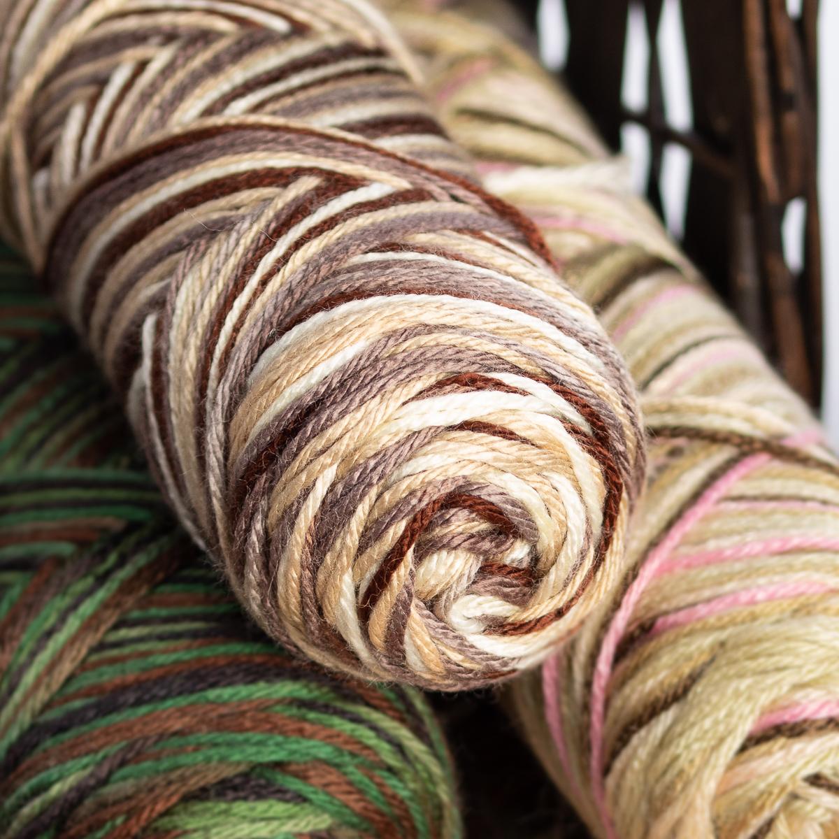 3pk-Caron-Simply-Soft-Camo-100-Acrylic-Yarn-Medium-4-Knit-Crochet-Skeins-Soft thumbnail 24
