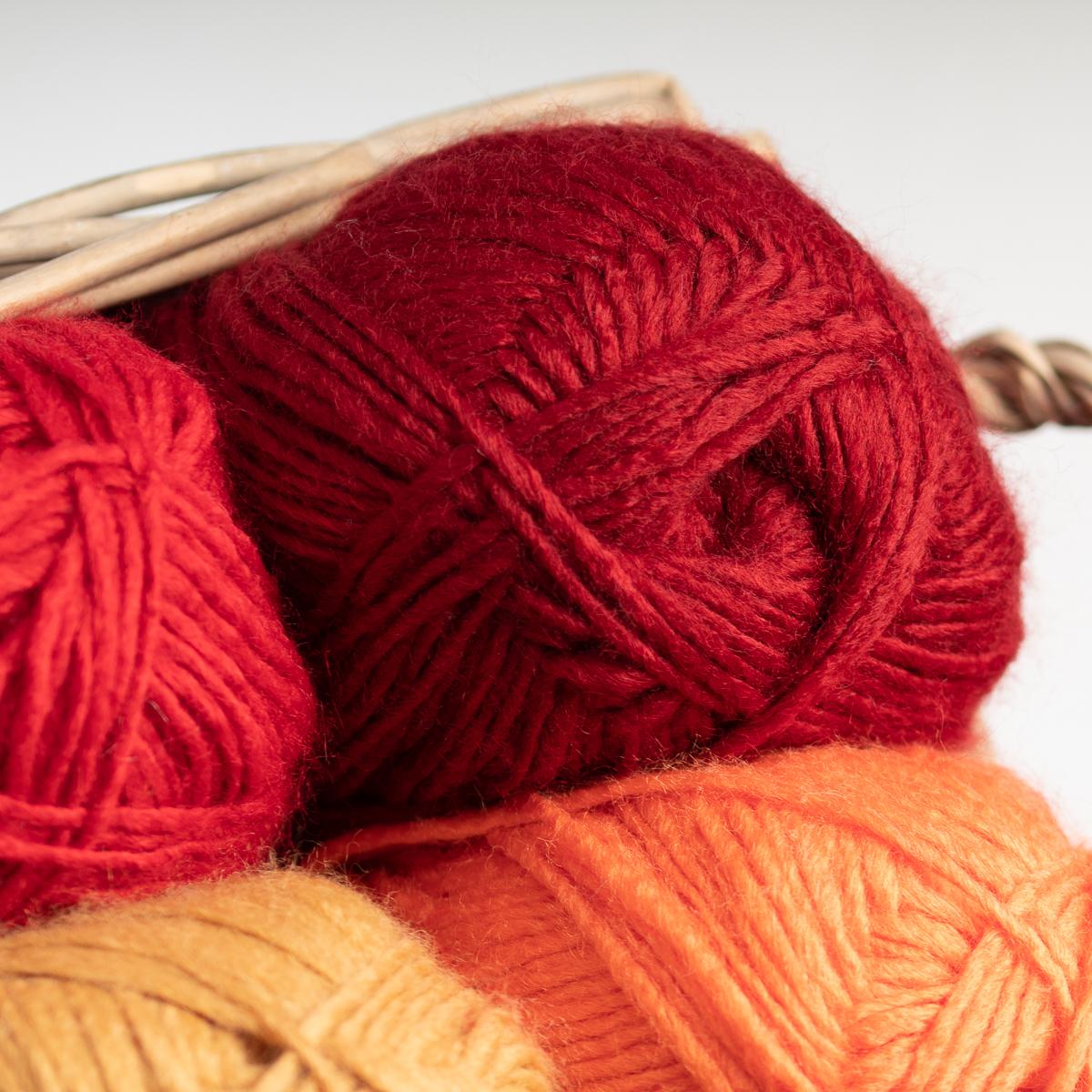 3pk-Lion-Brand-New-Basic-Acrylic-amp-Wool-Yarn-Medium-4-Knit-Crochet-Skeins-Soft thumbnail 18