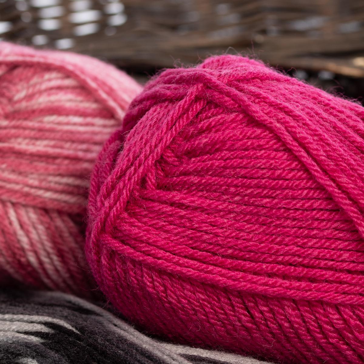 3pk-Lion-Brand-Vanna-s-Choice-100-Acrylic-Yarn-Medium-4-Knitting-Skeins-Soft thumbnail 50