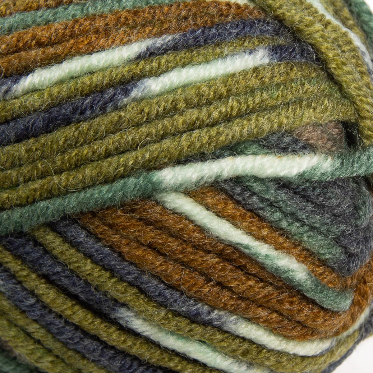 3pk-Lion-Brand-Woolspun-Acrylic-amp-Wool-Yarn-Bulky-5-Knit-Crocheting-Skeins-Soft thumbnail 31
