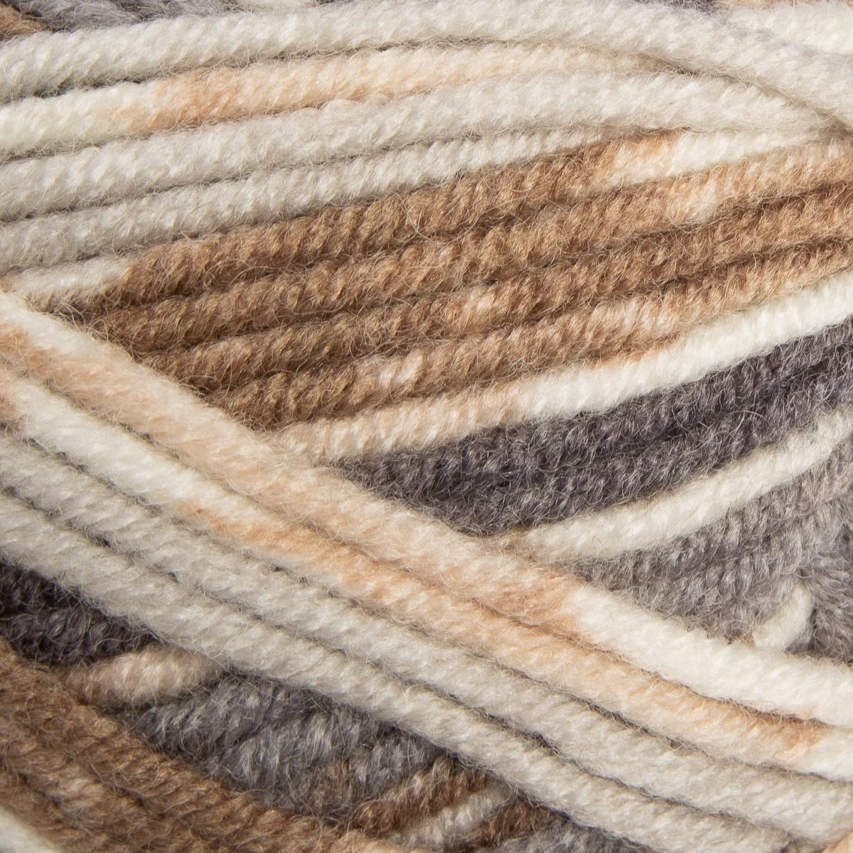 3pk-Lion-Brand-Woolspun-Acrylic-amp-Wool-Yarn-Bulky-5-Knit-Crocheting-Skeins-Soft thumbnail 83
