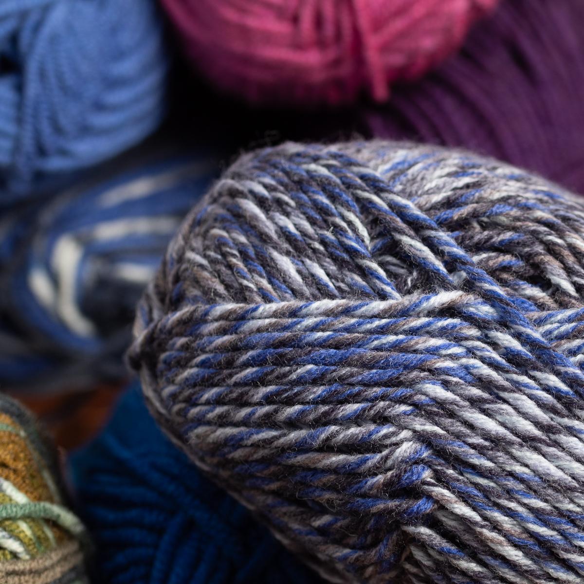 3pk-Lion-Brand-Woolspun-Acrylic-amp-Wool-Yarn-Bulky-5-Knit-Crocheting-Skeins-Soft thumbnail 98