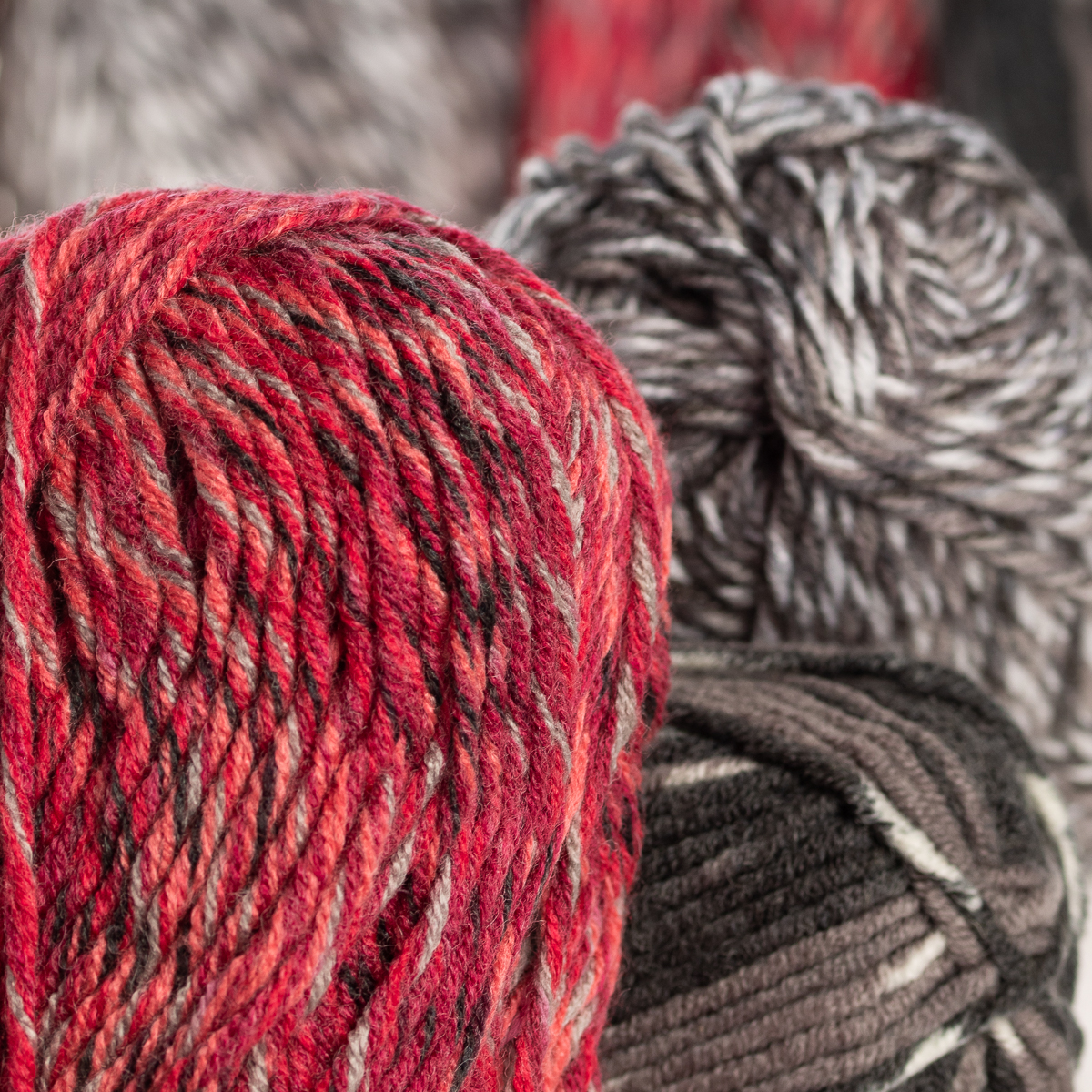 3pk-Lion-Brand-Woolspun-Acrylic-amp-Wool-Yarn-Bulky-5-Knit-Crocheting-Skeins-Soft thumbnail 66