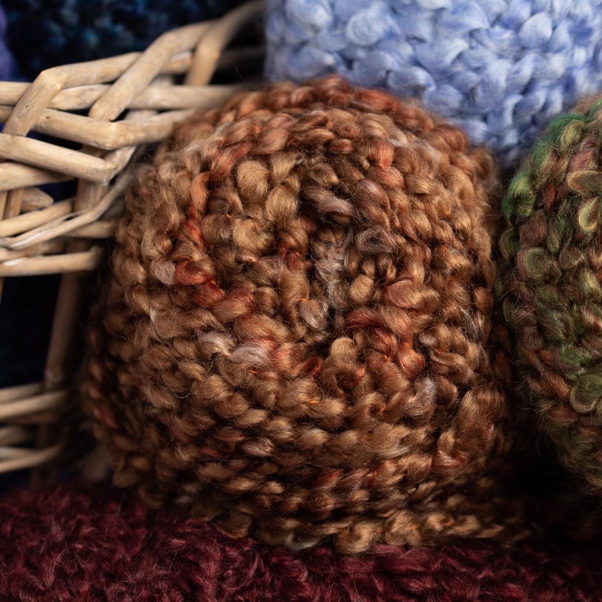 3-Lion-Brand-Homespun-Thick-amp-Quick-Acrylic-Yarn-Super-Bulky-6-Knit-Skeins-Soft thumbnail 14