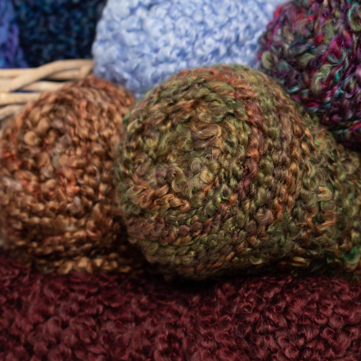 3-Lion-Brand-Homespun-Thick-amp-Quick-Acrylic-Yarn-Super-Bulky-6-Knit-Skeins-Soft thumbnail 30
