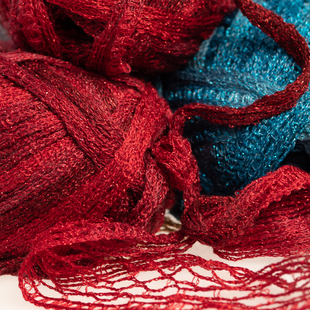 3pk-Red-Heart-Boutique-Sashay-Metallic-amp-Acrylic-Yarn-Super-Bulky-6-Knit-Skeins thumbnail 26
