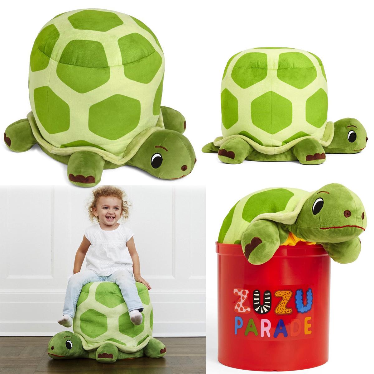 Zuzu Parade Stuffed Animal Kids Chair Playroom Toy