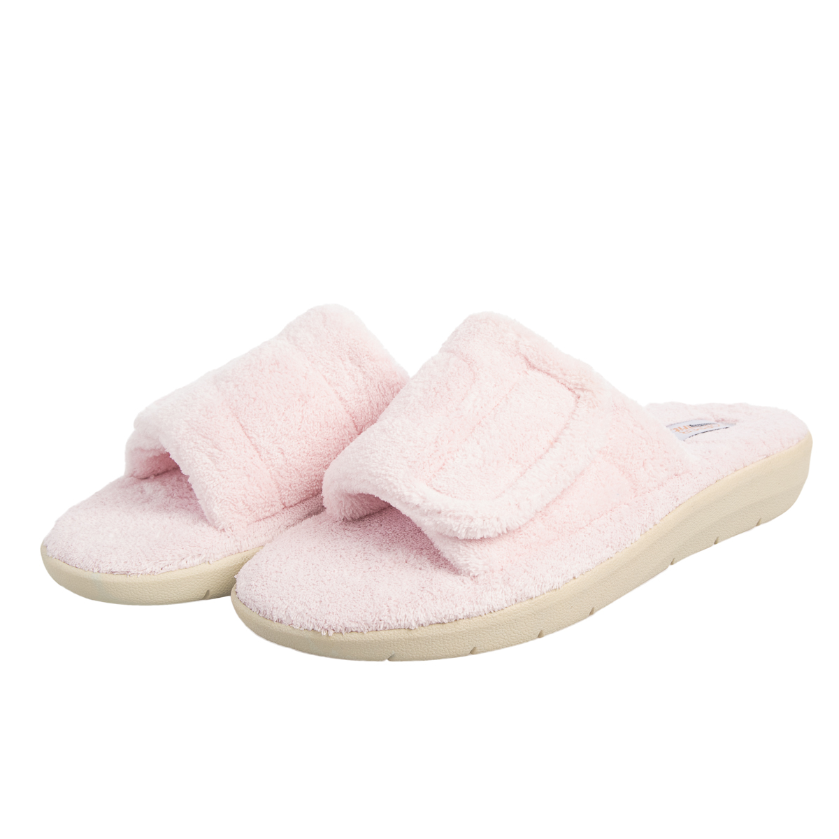 c8ac54ad14 Copper Fit Women's House Slippers Slides Arch Support Indoor Outdoor ...
