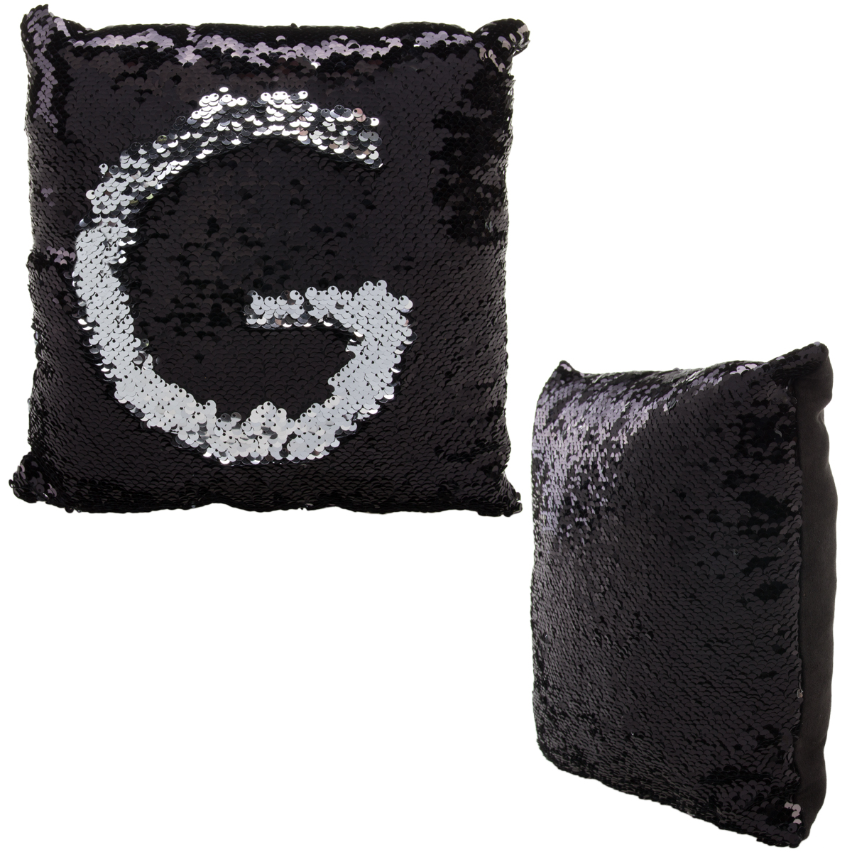 Fun Throw Pillows For Bed : Sequin Mermaid Throw Pillow Color Changing Decorative Fun Bed Couch Teens Girls eBay