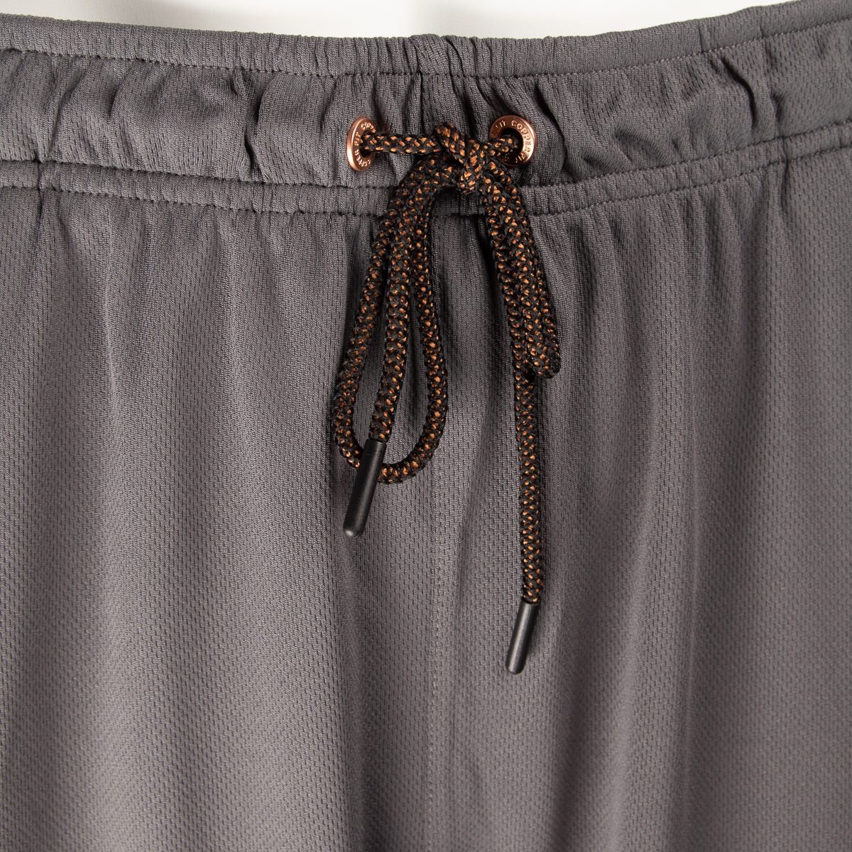 Copper-Fit-Men-s-Big-And-Tall-Athletic-Gym-Shorts-Elastic-Stretch-Waist-Pockets thumbnail 8