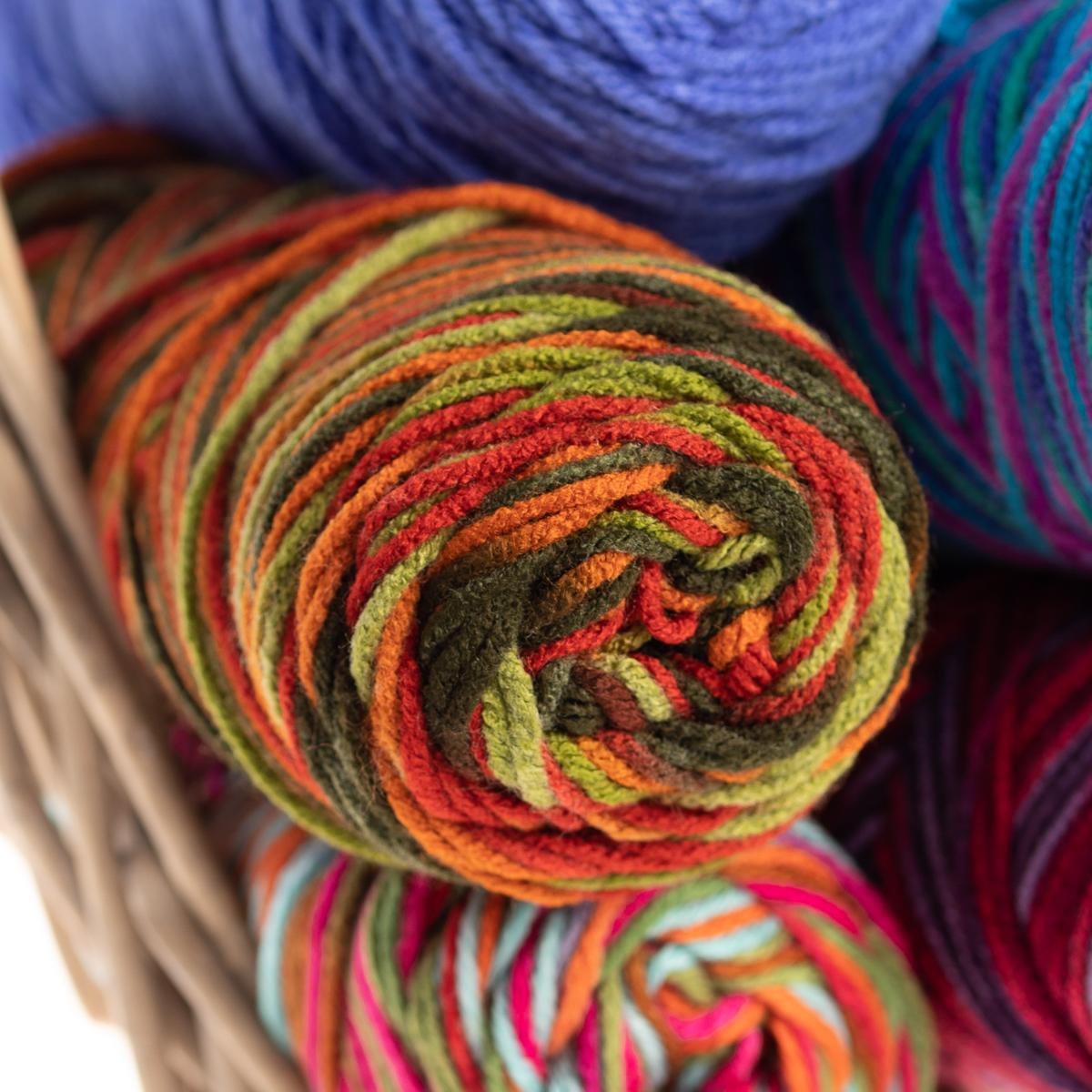 Red-Heart-With-Love-100-Acrylic-Yarn-Knitting-Crochet-Medium-4-Skein-Soft thumbnail 14