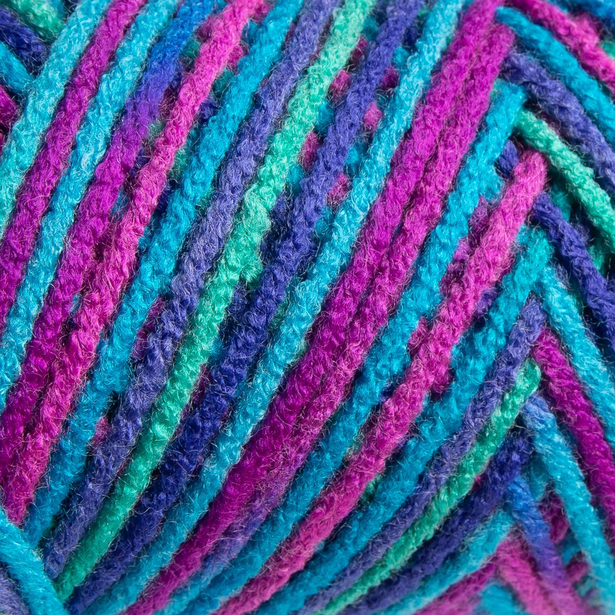Red-Heart-With-Love-100-Acrylic-Yarn-Knitting-Crochet-Medium-4-Skein-Soft thumbnail 20