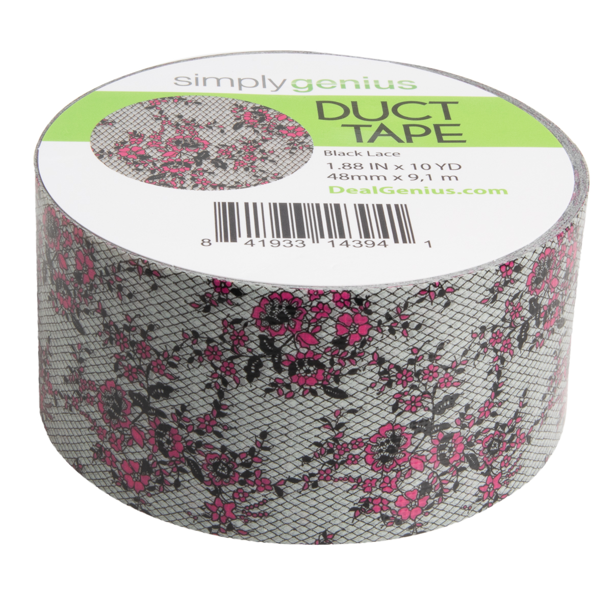 Simply-Genius-Duct-Tape-Roll-Colors-Patterns-Craft-Supplies-Colored-amp-Patterned thumbnail 11