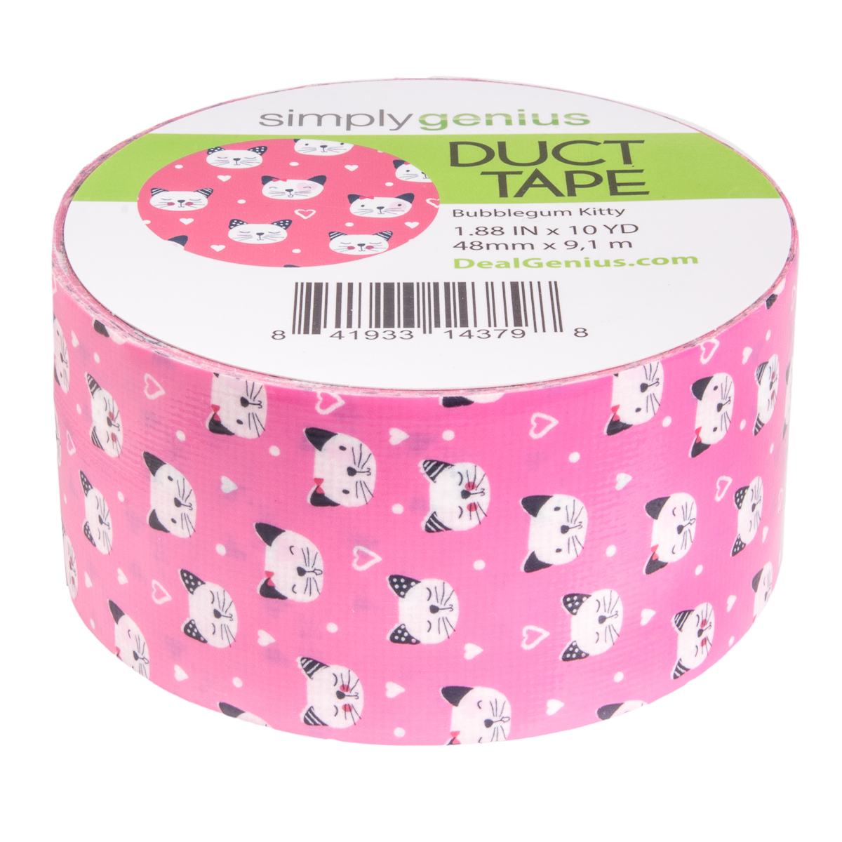Simply-Genius-Duct-Tape-Roll-Colors-Patterns-Craft-Supplies-Colored-amp-Patterned thumbnail 23
